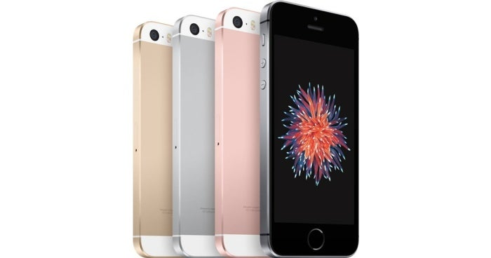 iphone se select 2016