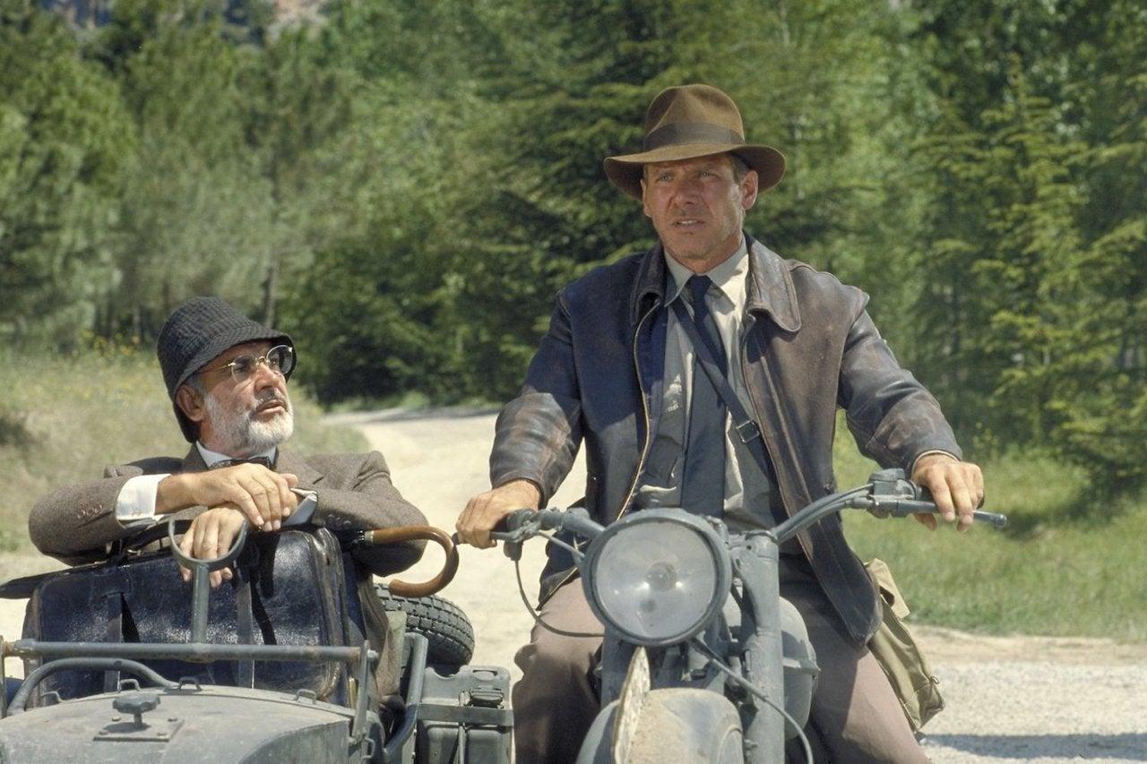 Indiana Jones 3 Stream