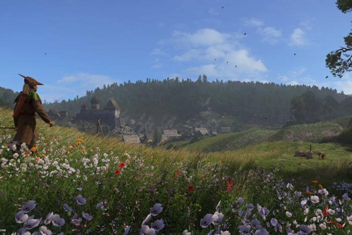 Kingdom Come: Deliverance is like an ultra-realistic Skyrim set in the Holy Roman Empire