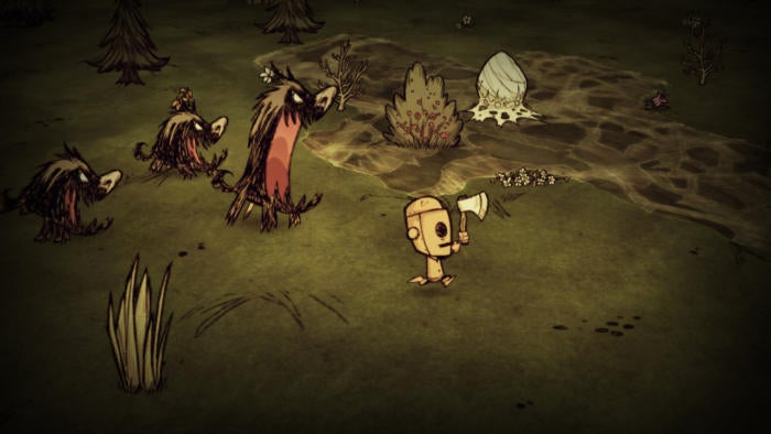 klei dont starve