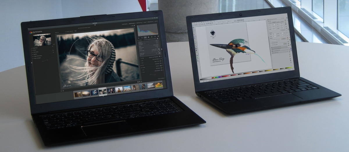 Purism laptops
