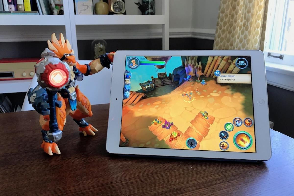 Lightseekers Enhances Toys To Life Gaming But The Toys Are The