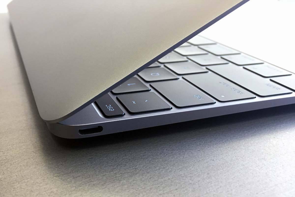 macbook 2017 usbc port