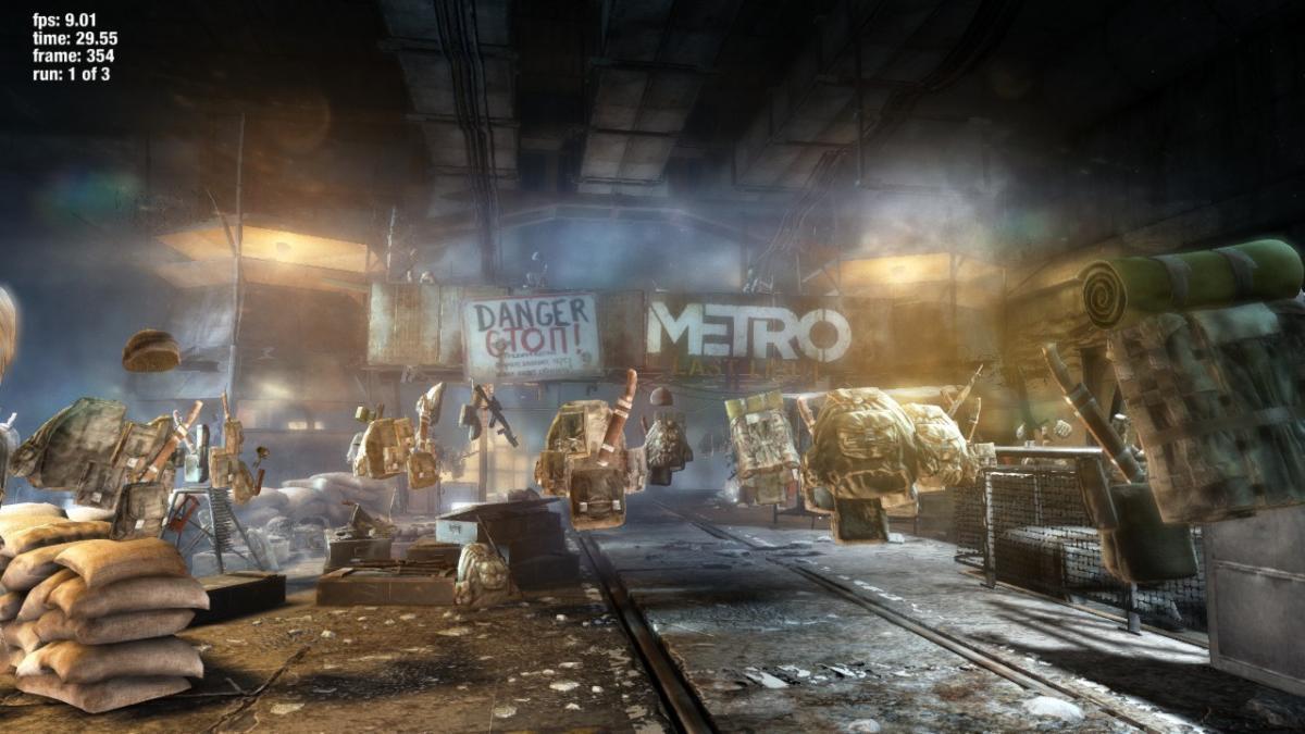 metro ll igpu benchmark 2