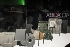 microsoft xbox one x blowout parts e3 2017