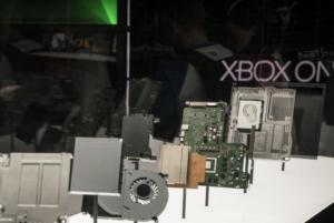 microsoft xbox one x blowout parts e3 2017