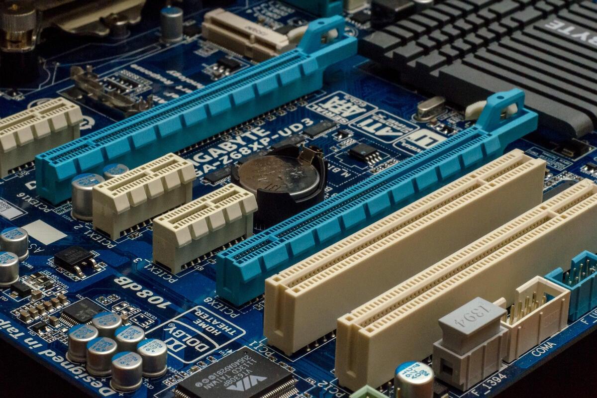 motherboard pcie