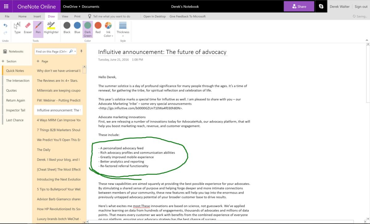 Microsoft OneNote add-ins and tools | PCWorld