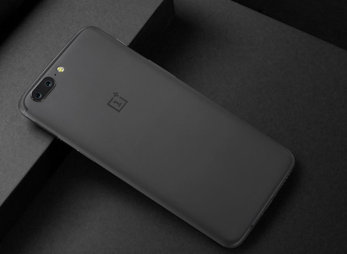 oneplus 5 back