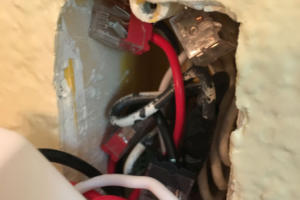 open junction box