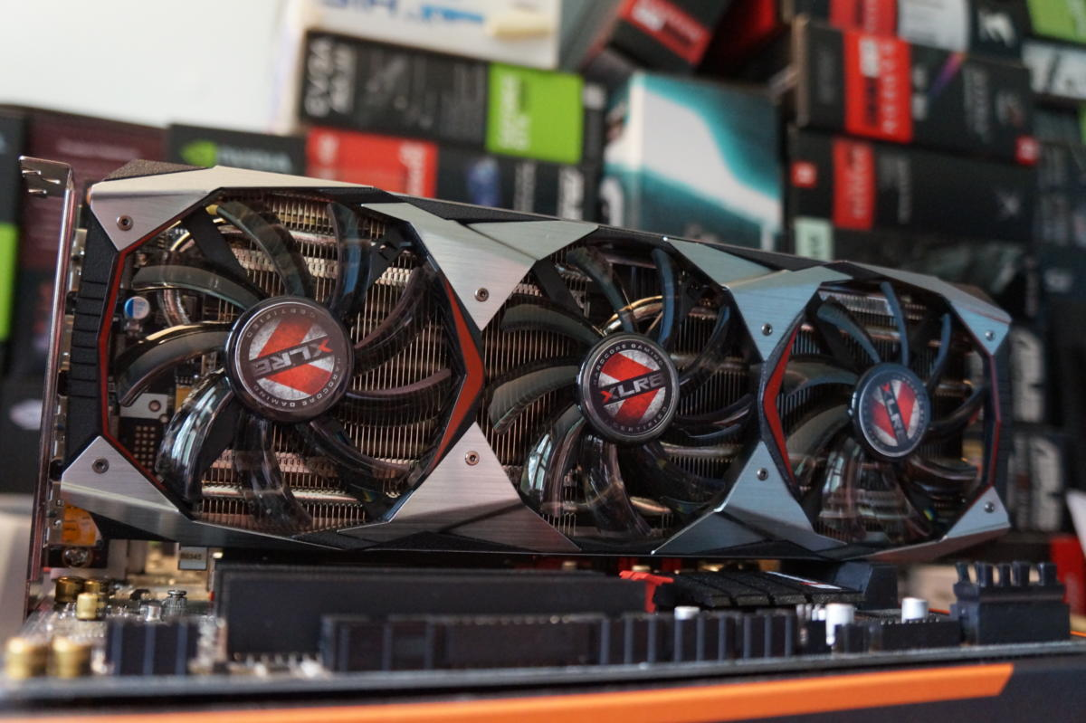 Pny Gtx 1080 Ti Xlr8 Oc Review A Gorgeous Graphics Card