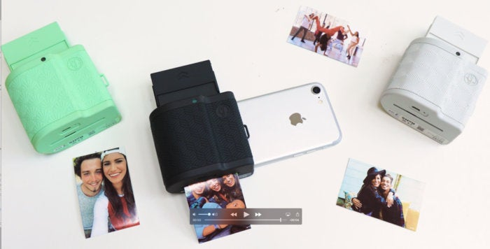 new product 93783 b7bc5 Prynt Pocket review: The ultimate party photo printer for your ...