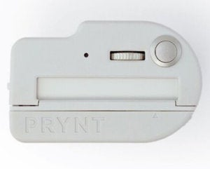 new product f599e ba068 Prynt Pocket review: The ultimate party photo printer for your ...
