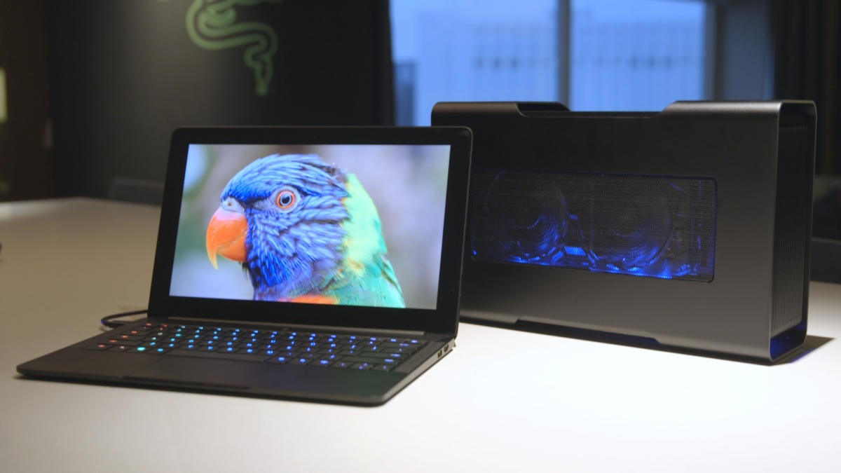 How to use an external graphics card with a laptop | PCWorld