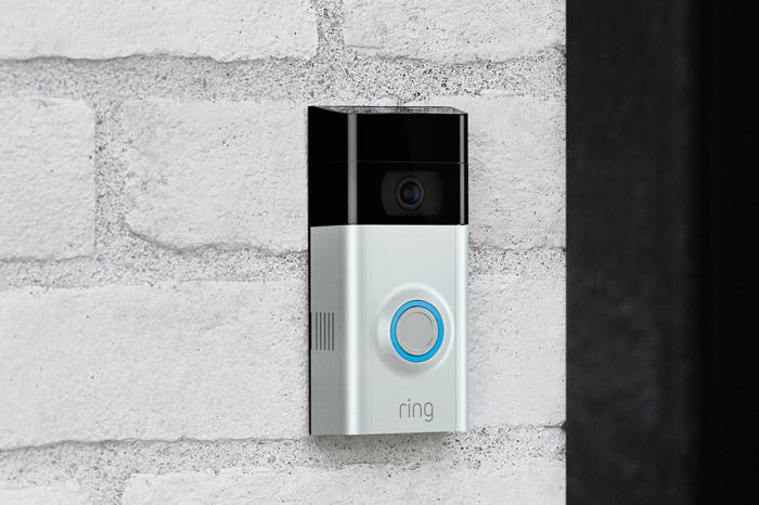 ring video doorbell 2 new features pricing and specs. Black Bedroom Furniture Sets. Home Design Ideas