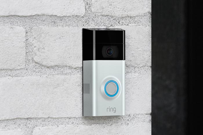 Kết quả hình ảnh cho Ring Video Doorbell 2