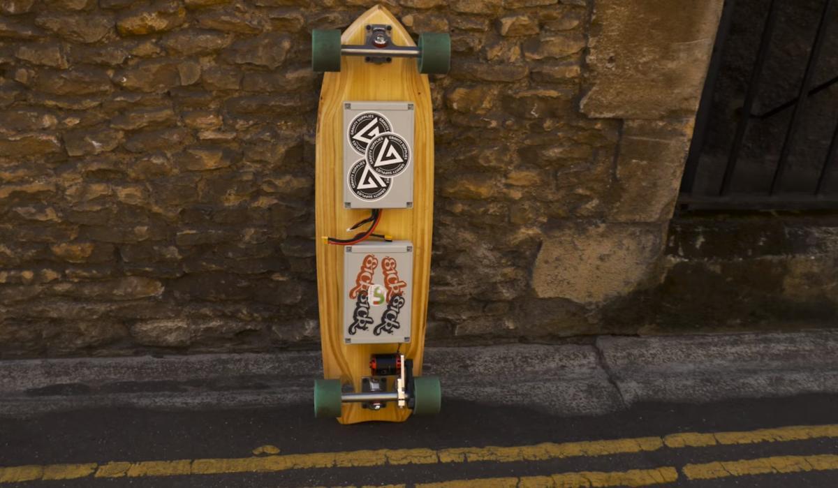 rpiskateboard