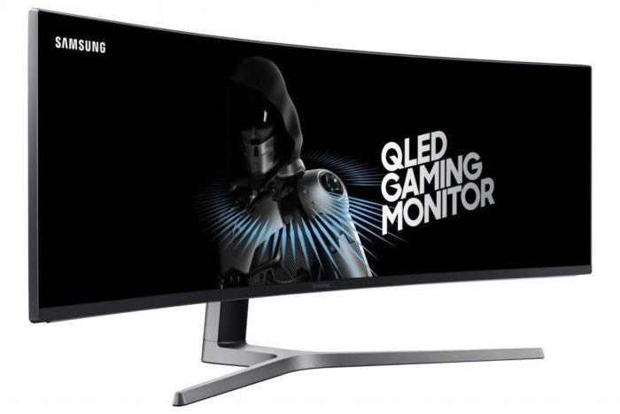 Samsung Unveils Ultra Wide 49-inch QLED Computer Monitor