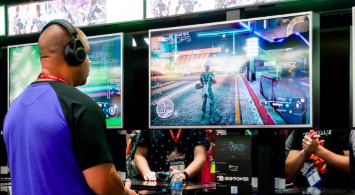 Nvidia PC crackdown 3 e3 2017