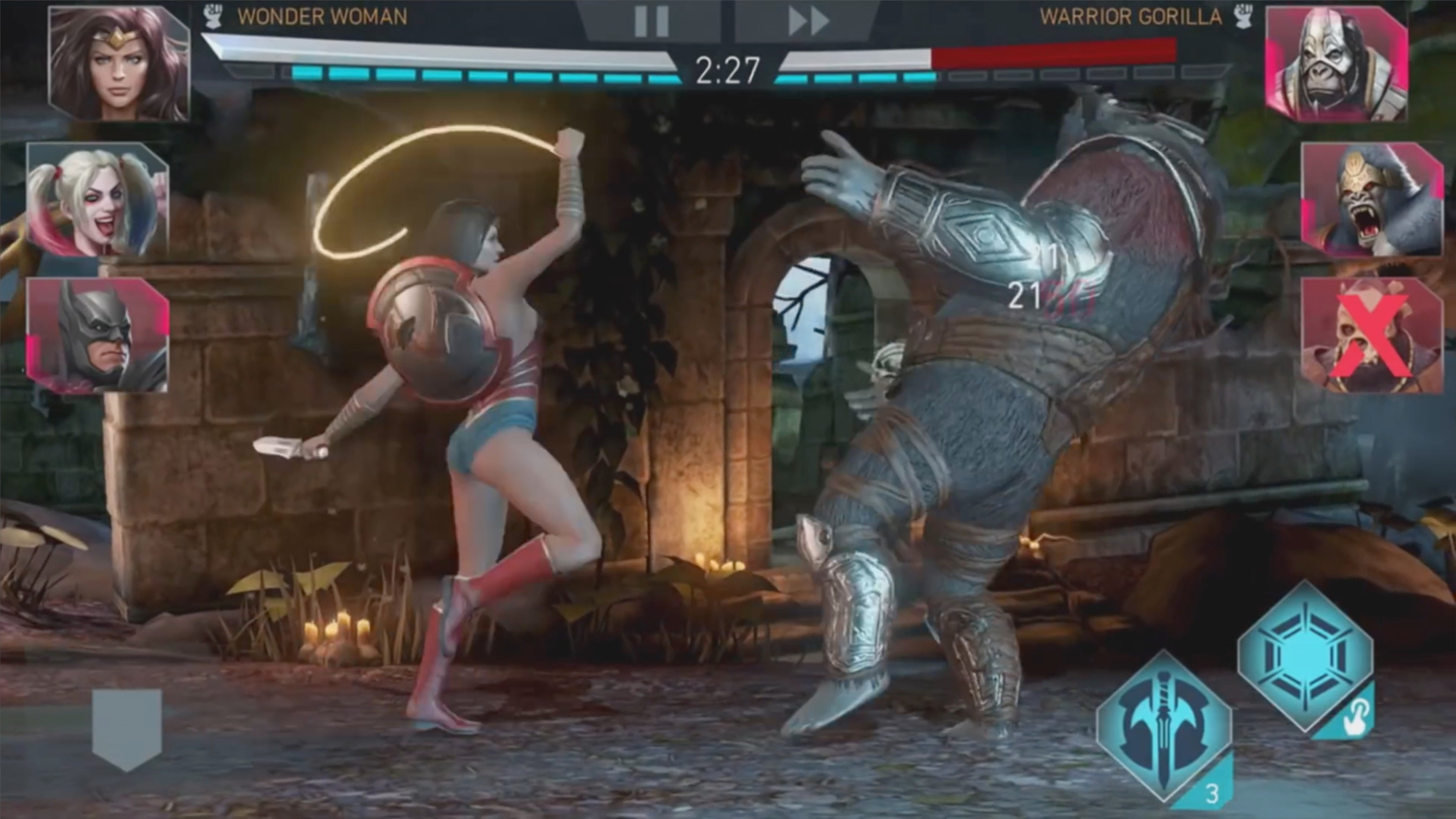 Injustice 2 does right by DC's heroes with its frenzied comic brawls
