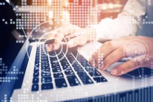 search data analysis laptop