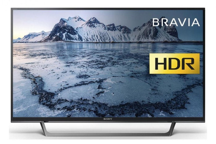 sony bravia 1080p tv with hdr