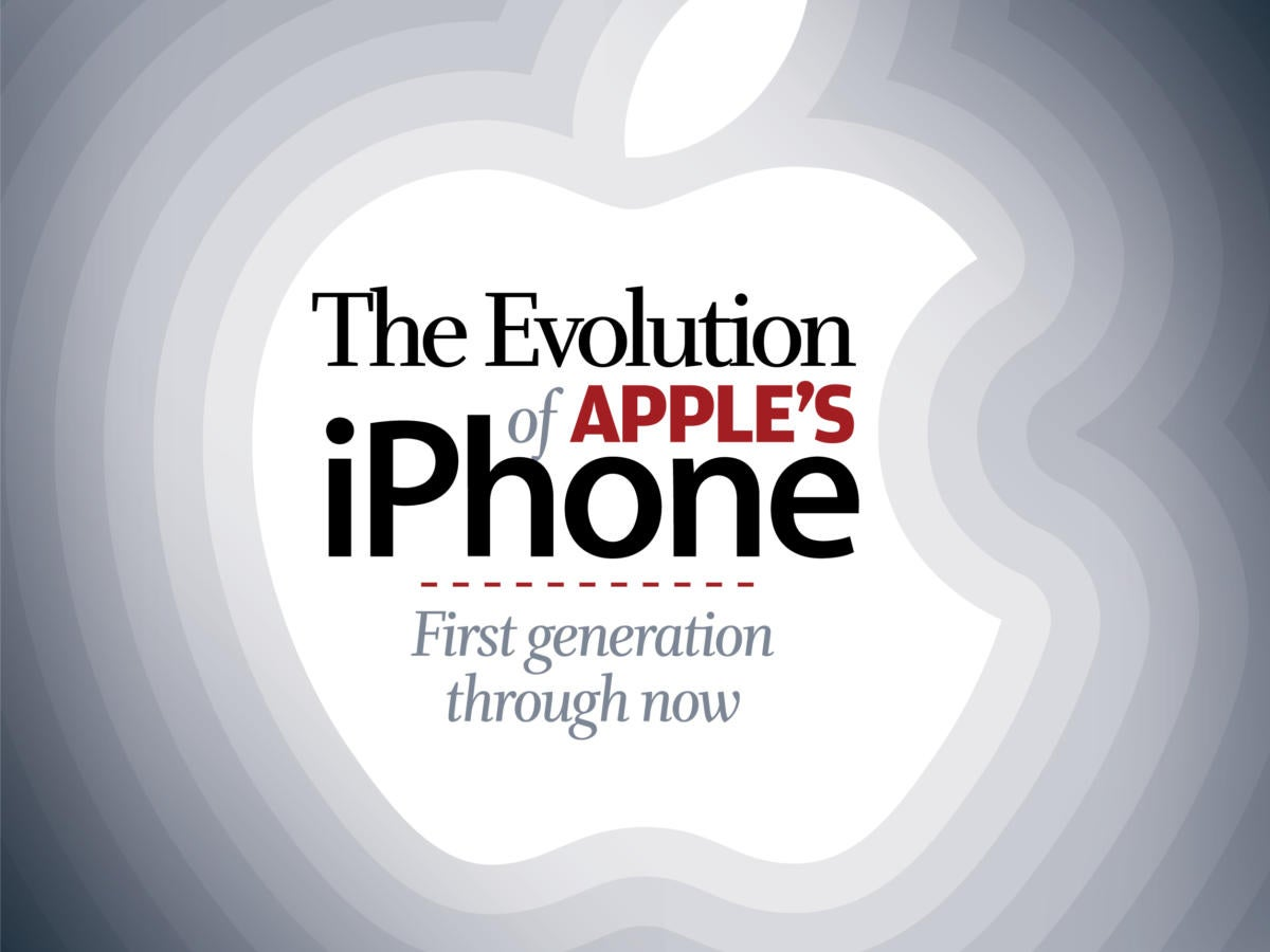 Apple\'s iPhone Evolution