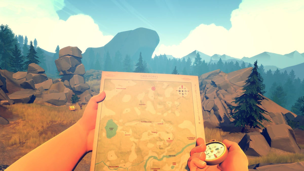 steam sale2017 firewatch