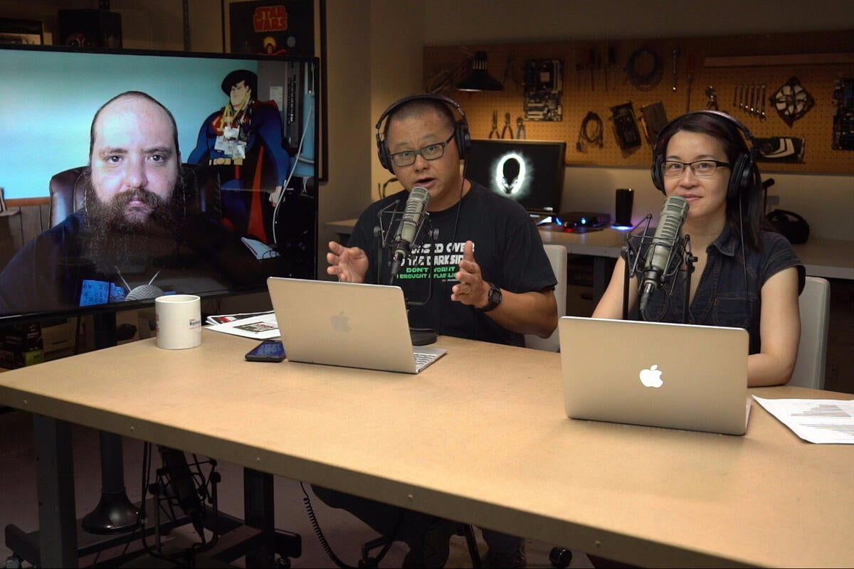 The Full Nerd episode 25: Core i9 review, build an Xbox One X PC, and Creative's 32-bit sound card