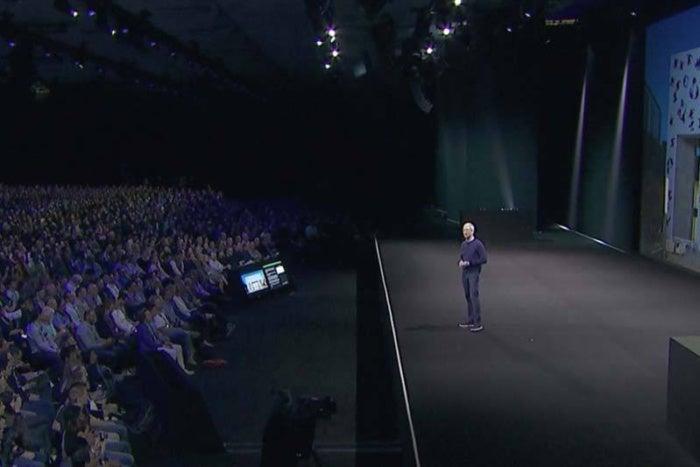 WWDC 2017 Keynote: Taking it all in