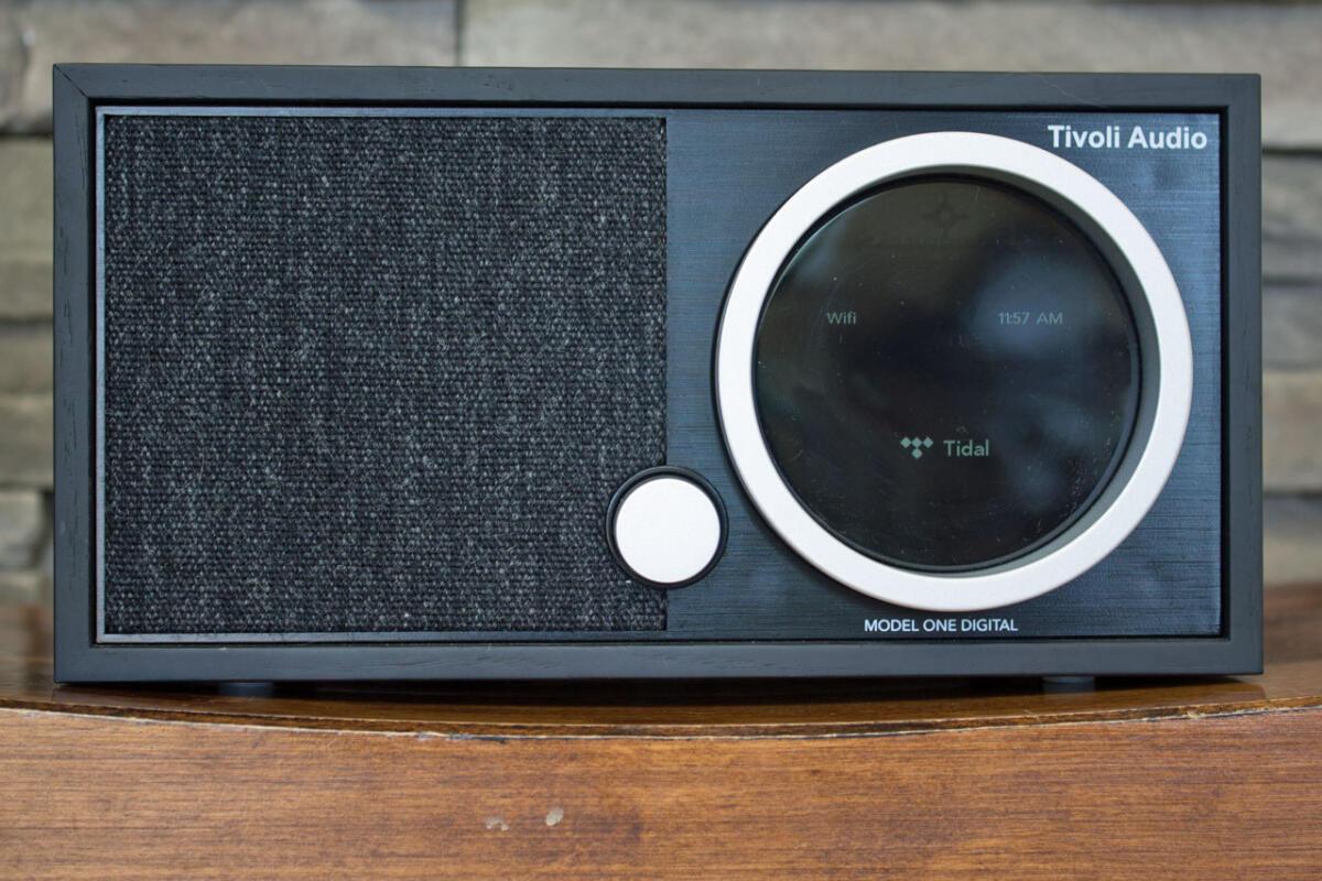 Tivoli Audio Model One Digital Review Great Sound Small