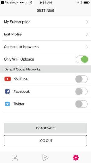 uptiiq settings