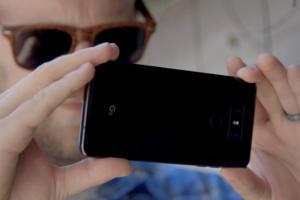 LG G6 camera testing