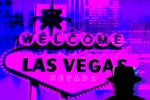 Las Vegas Sign for Blackhat DefCon Event