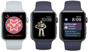 watchos4 faces