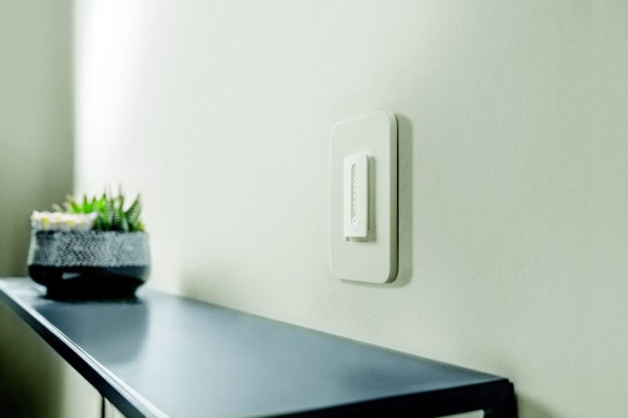 Wemo Wi-Fi dimmer