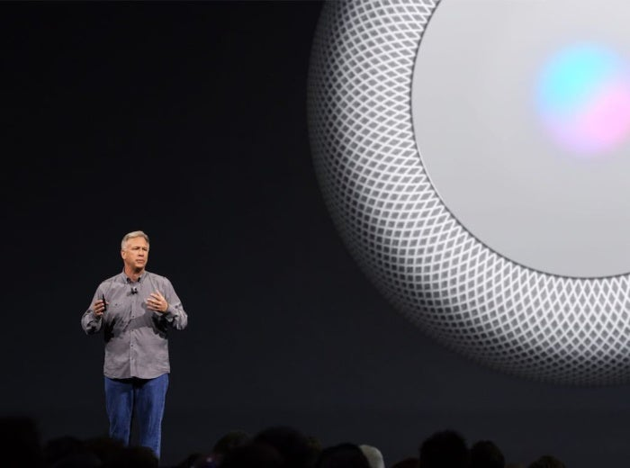 Apple, HomePod, iOS, enterprise, enterprise IT, collaboration