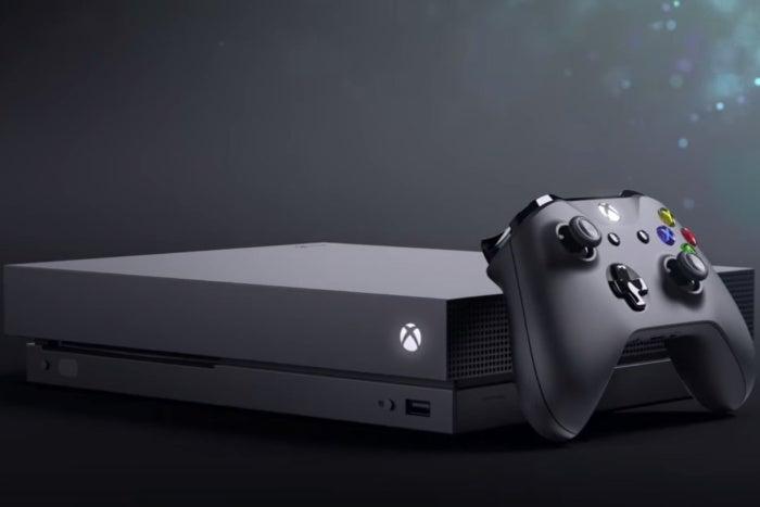 Microsoft Xb... Xbox One X