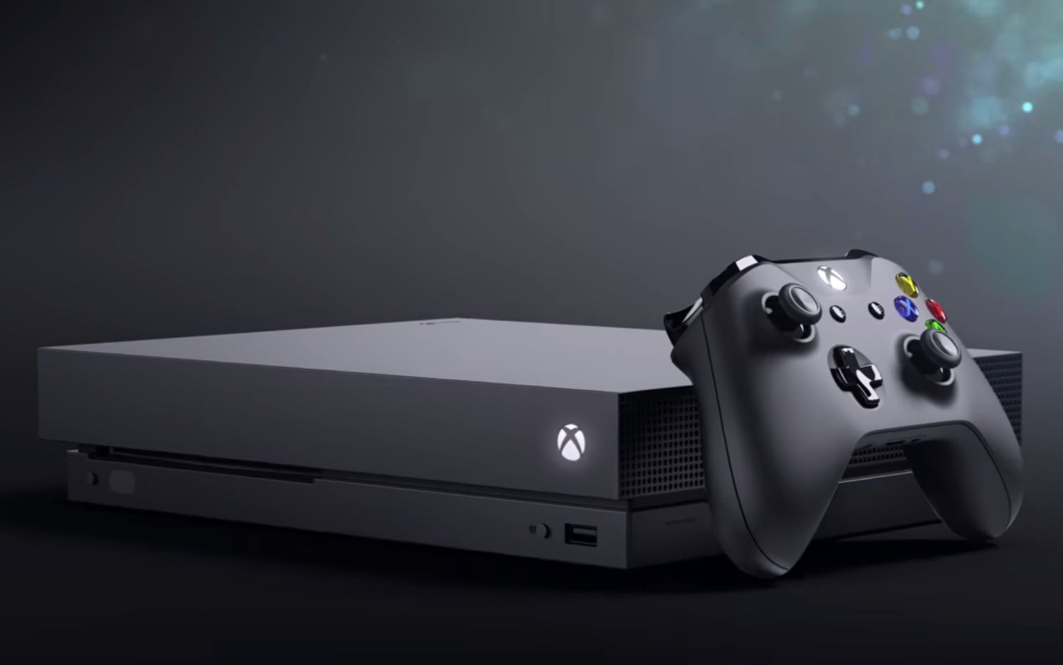 2854087d8033 Xbox One X  Everything you need to know about Microsoft s powerful 4K gaming  console. Microsoft s Project Scorpio ...