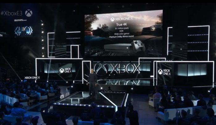 xbox one x capabilities