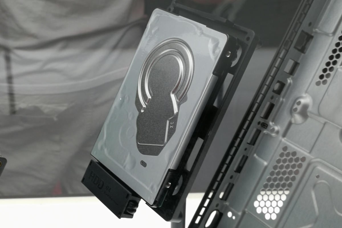 xbox one x hard drive