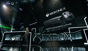 xbox one x powerful console