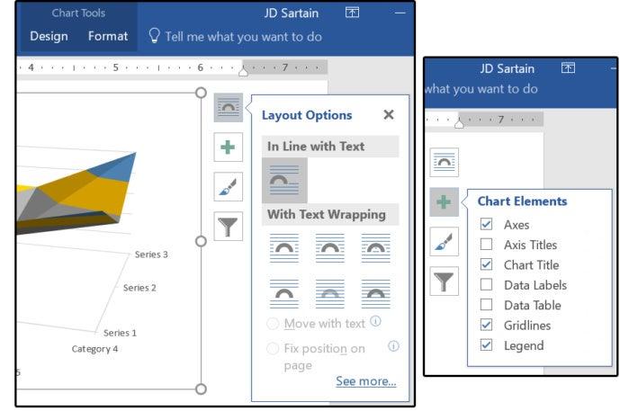 1516 chart layout chart elements options