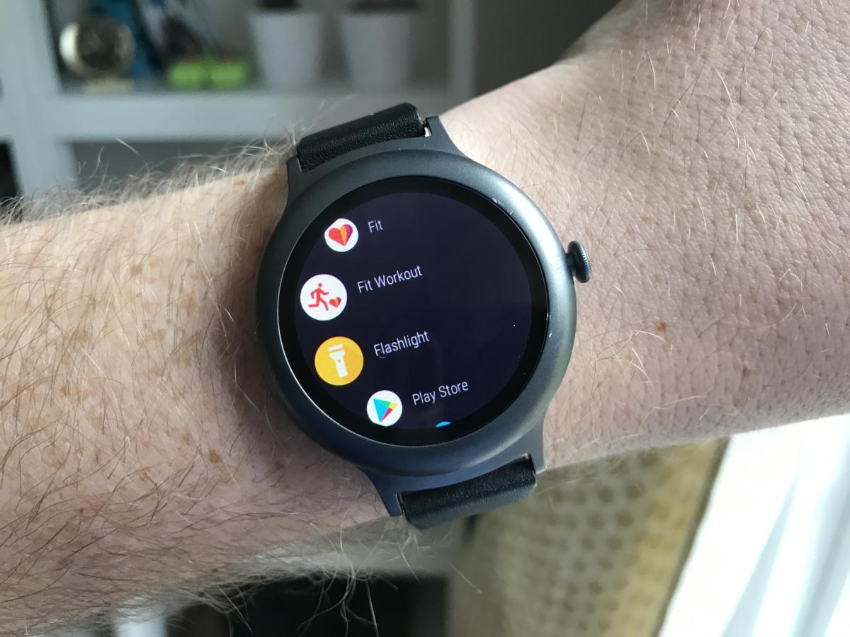 android wear iphone apps