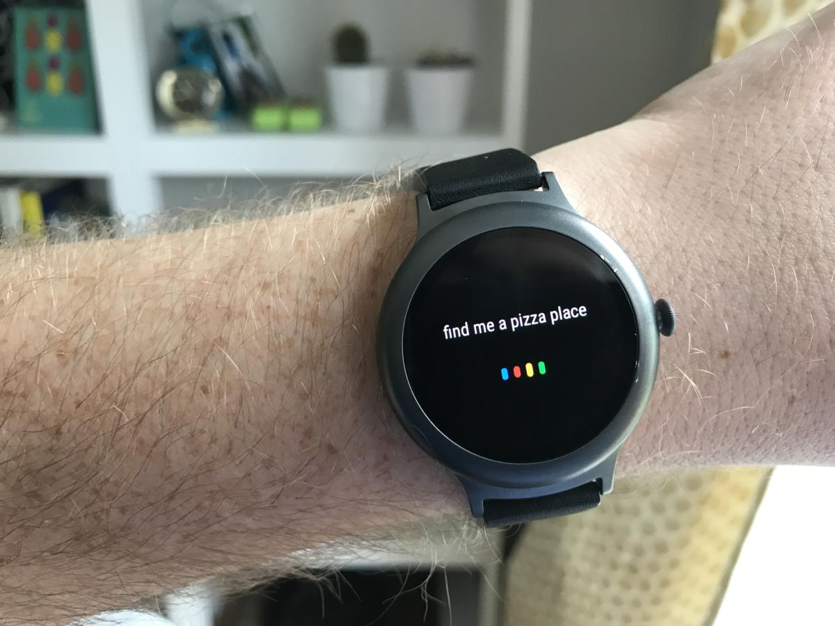 android wear iphone assistant