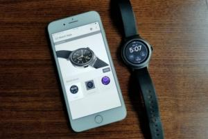android wear iphone lead