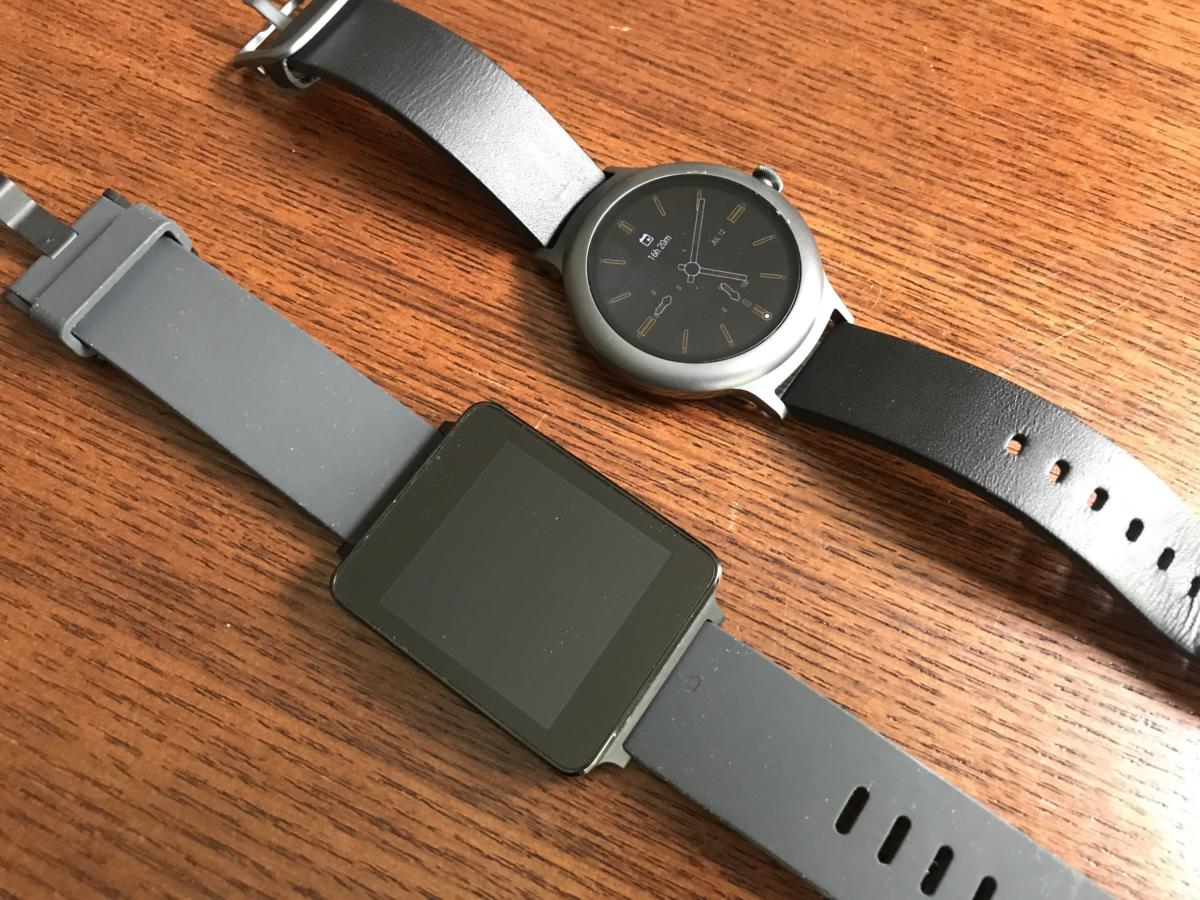 android wear iphone watches