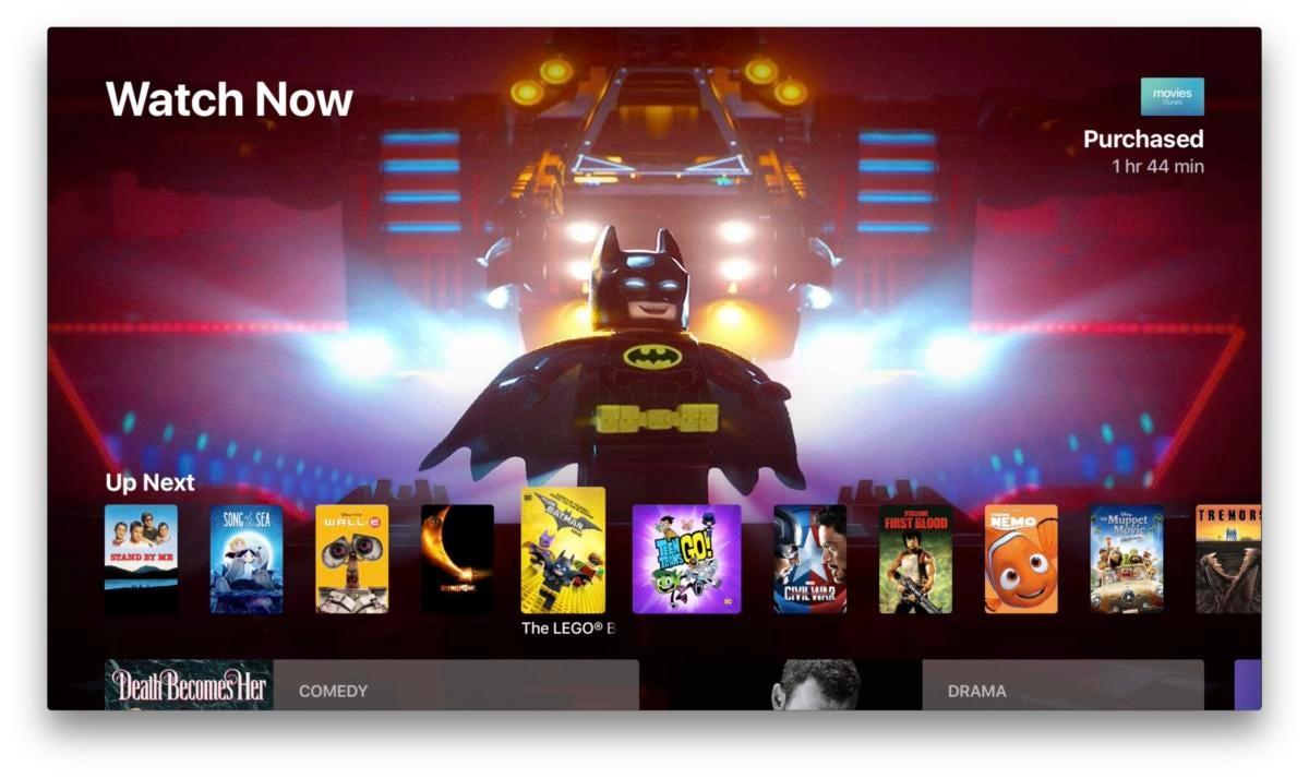 apple tv tv app