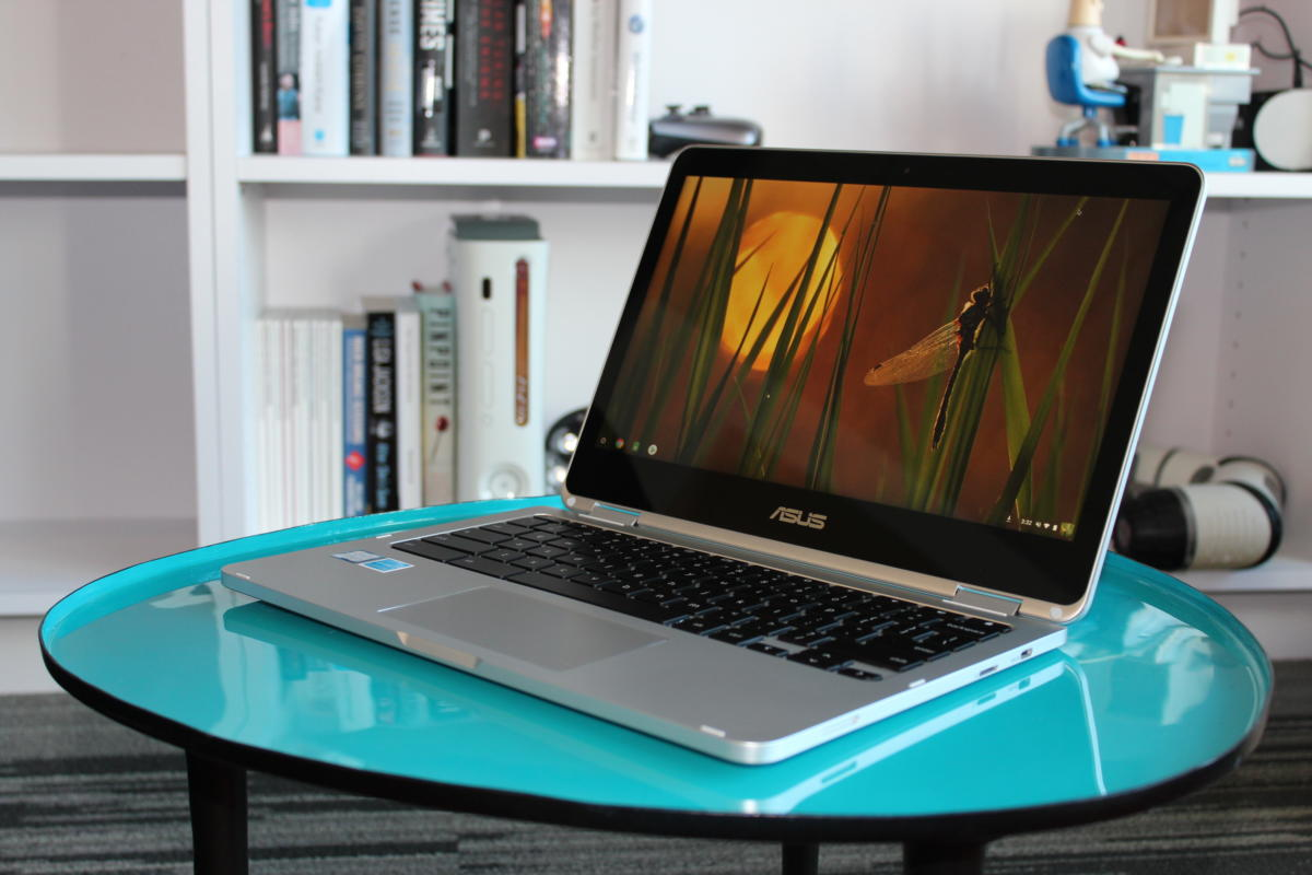Asus Chromebook Flip C302CA review: A versatile laptop with