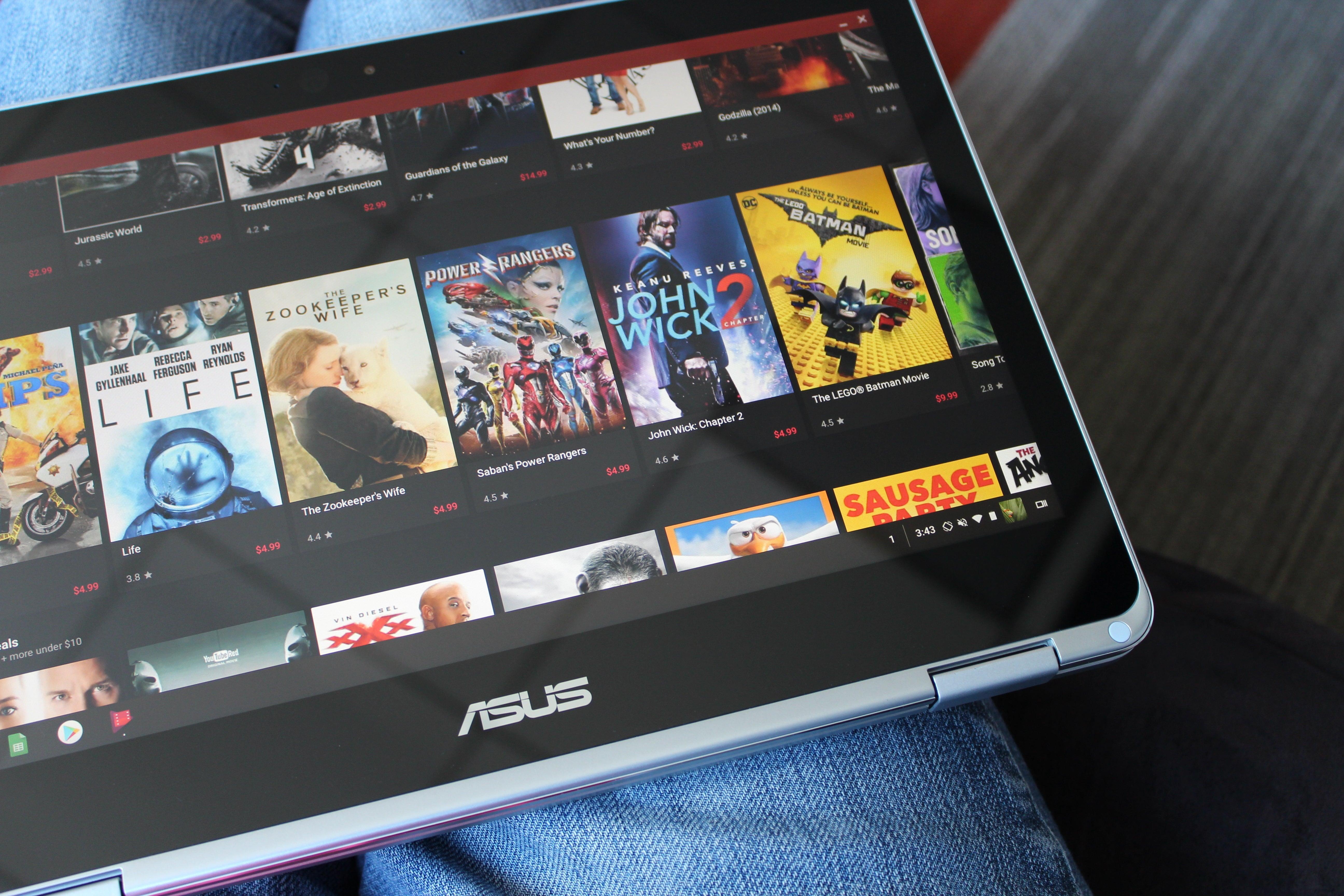 Asus Chromebook Flip C302CA review: A versatile laptop with